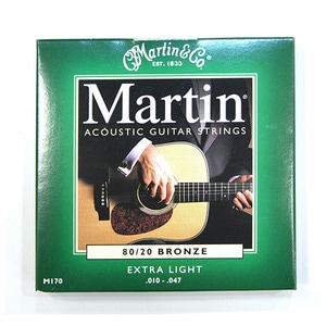 Martin / M170, Extra Light / 마틴 기타줄 Set